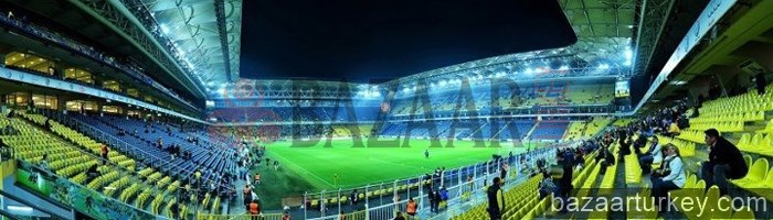 Fenerbahce Football Club Match Tickets Reservation 2012